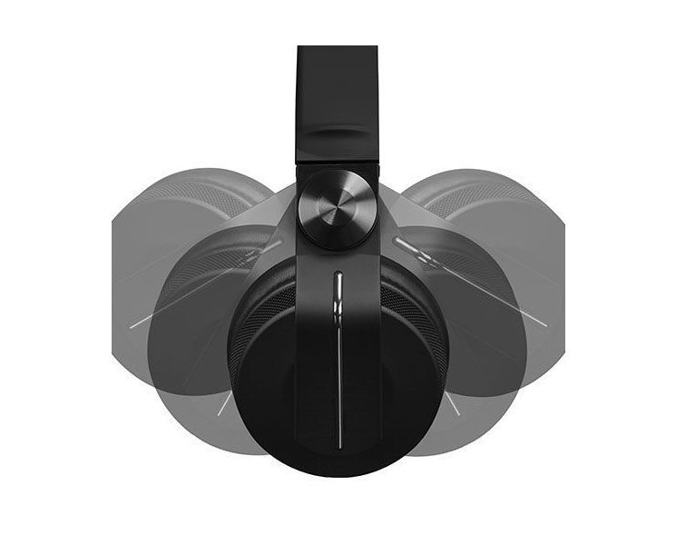 Pioneer HDJ-700 K. Lateral. Valenti Sonido